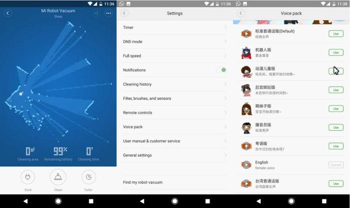 App Xiaomi Mi Home