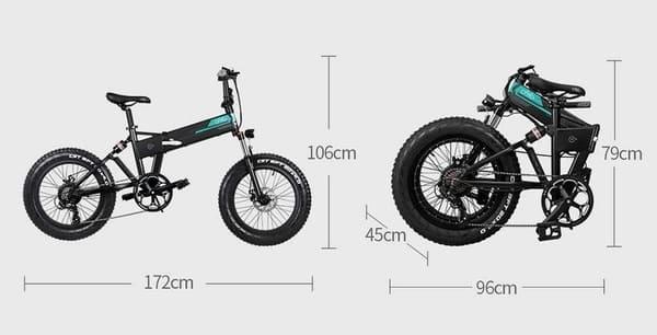 Bicicleta Fiido M1